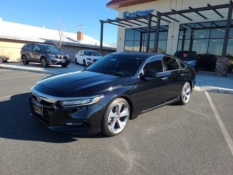 Used Honda Accord Sedan Napa Ca